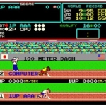 Track & Field (Hyper Olympics – 1983 – Konami)