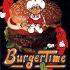 Burger Time (Hamburger – 1982 – Data East)