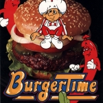 Burger Time (Hamburger – 1982 – Data East)