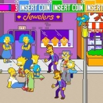 The Simpsons: The Arcade Game (1991 – Konami)