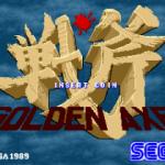 Golden Axe (Sega – 1989)