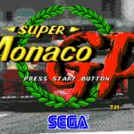 Super Monaco GP (Sega – 1989)