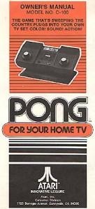 Il manuale del Pong
