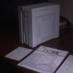 Il PC FX, molto raro.