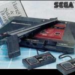 La prima versione del Sega Master System