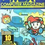 Msx computer magazine