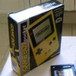 Uno dei miei due Gameboy Pocket