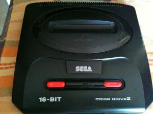 Mega drive 24